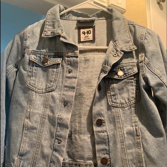 Boys Jean jacket